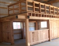 Timberframe Structure