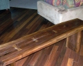 Walnut Split Slab Coffee Table